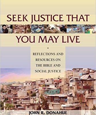 Seek Justice that you may live - Donahue